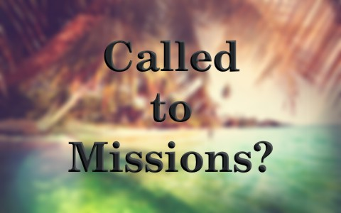 It Difficult To Speak Of Christ Or Your Heart Does Not Break For Those Who Are Perishing You Might Be Called As A Missionaryat Least Yet